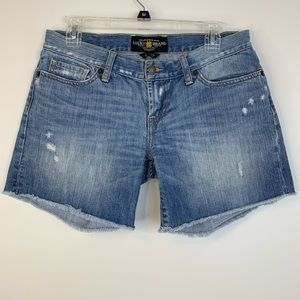 Lucky Brand Riley Cut-Off Jean Shorts